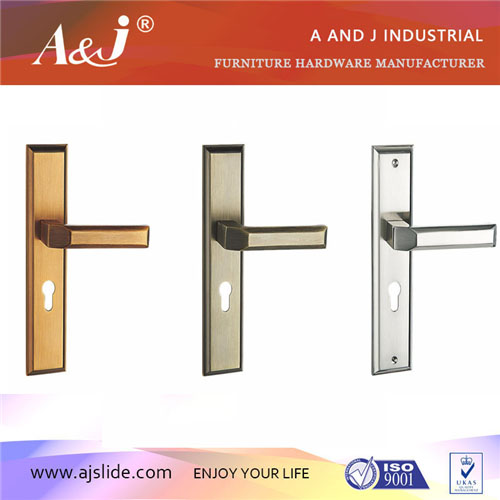 new design plate door handle