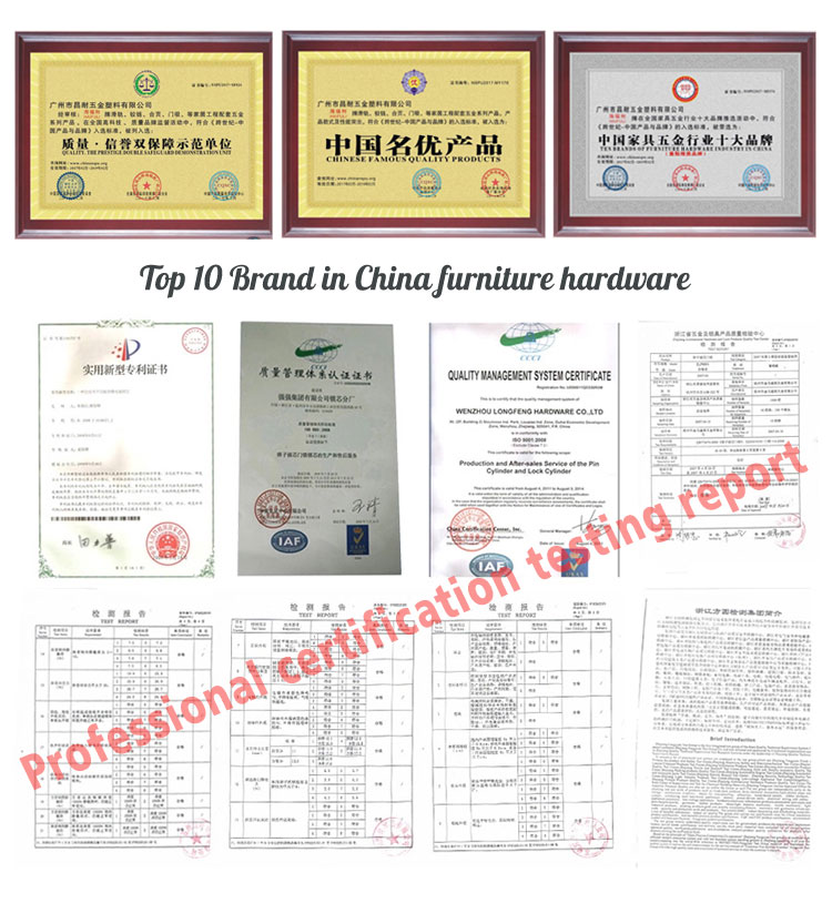 professional certification testing report