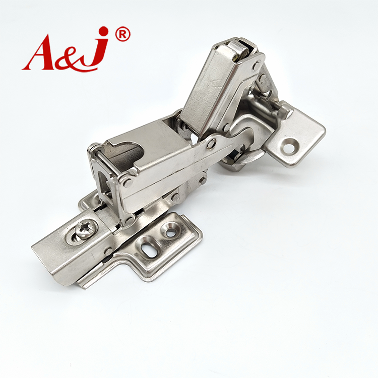 165 degree hydraulic hinge
