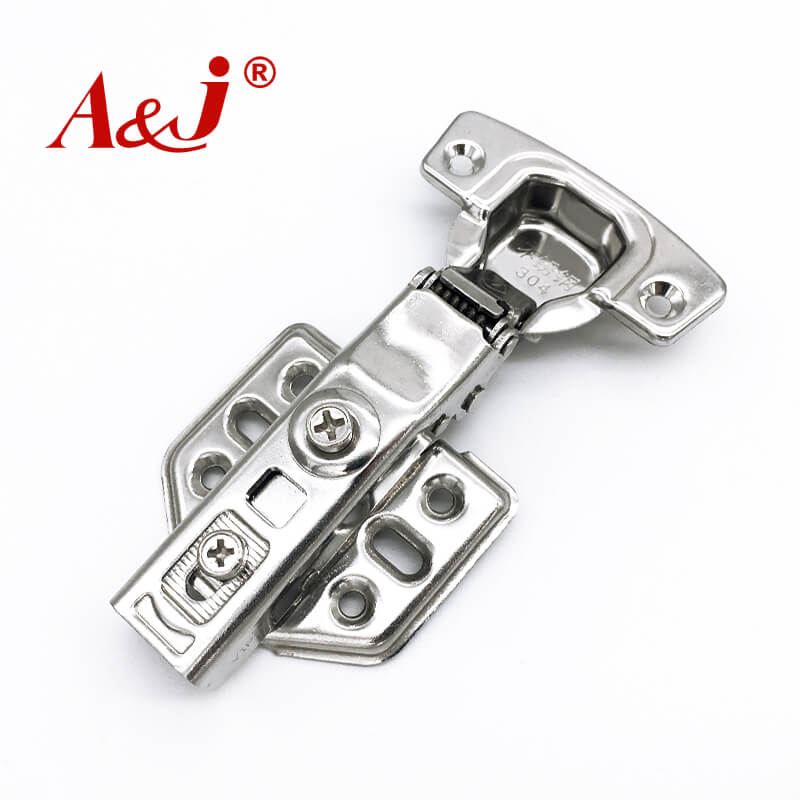 High quality stainless steel hydraulic hinges wholesale manufacturers