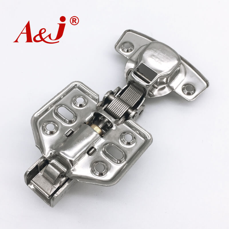 High quality stainless steel removable hydraulic kitchen door hinges