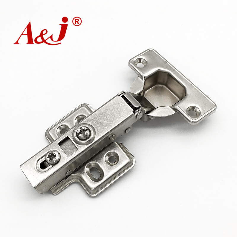Removable furniture hydraulic kitchen door hinges