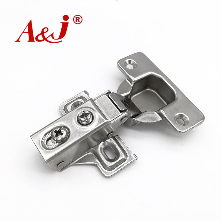 Cabinet short arm hydraulic kitchen door hinges