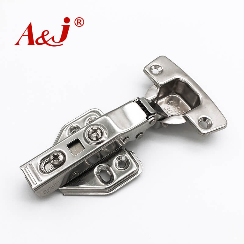 High quality stainless steel can remove hydraulic kitchen cabinet hinges