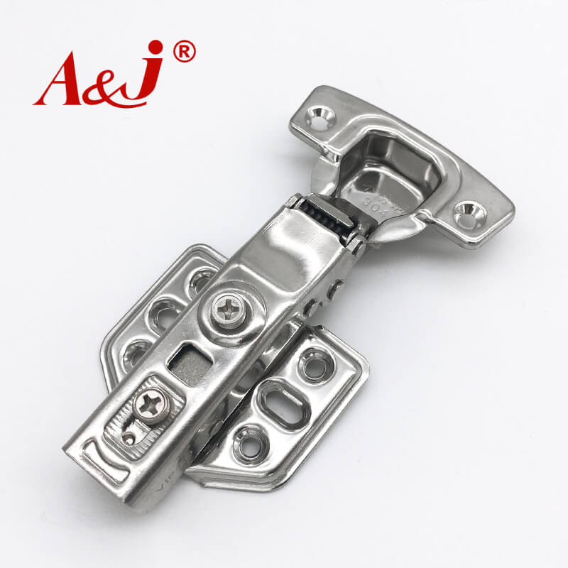 High quality stainless steel removable hydraulic kitchen cabinet hinges