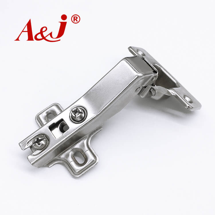 45 degree hydraulic kitchen cabinet hinges