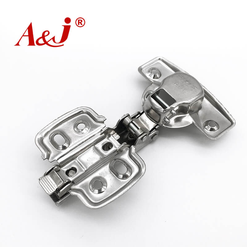 Ordinary stainless steel detachable kitchen cabinet hinges