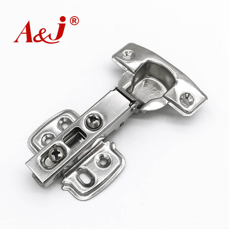 Ordinary stainless steel detachable kitchen cabinet door hinges